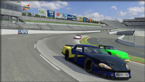 iRacing Late Model Stock Cars