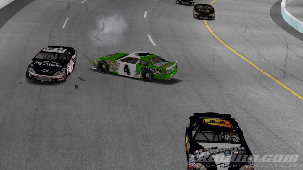Bill Martin #4 - iRacing Late Model