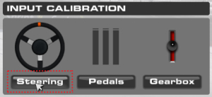 Logitech G27 calibration for iRacing 1