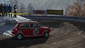 Dirt Rally Austin Mini Cooper S
