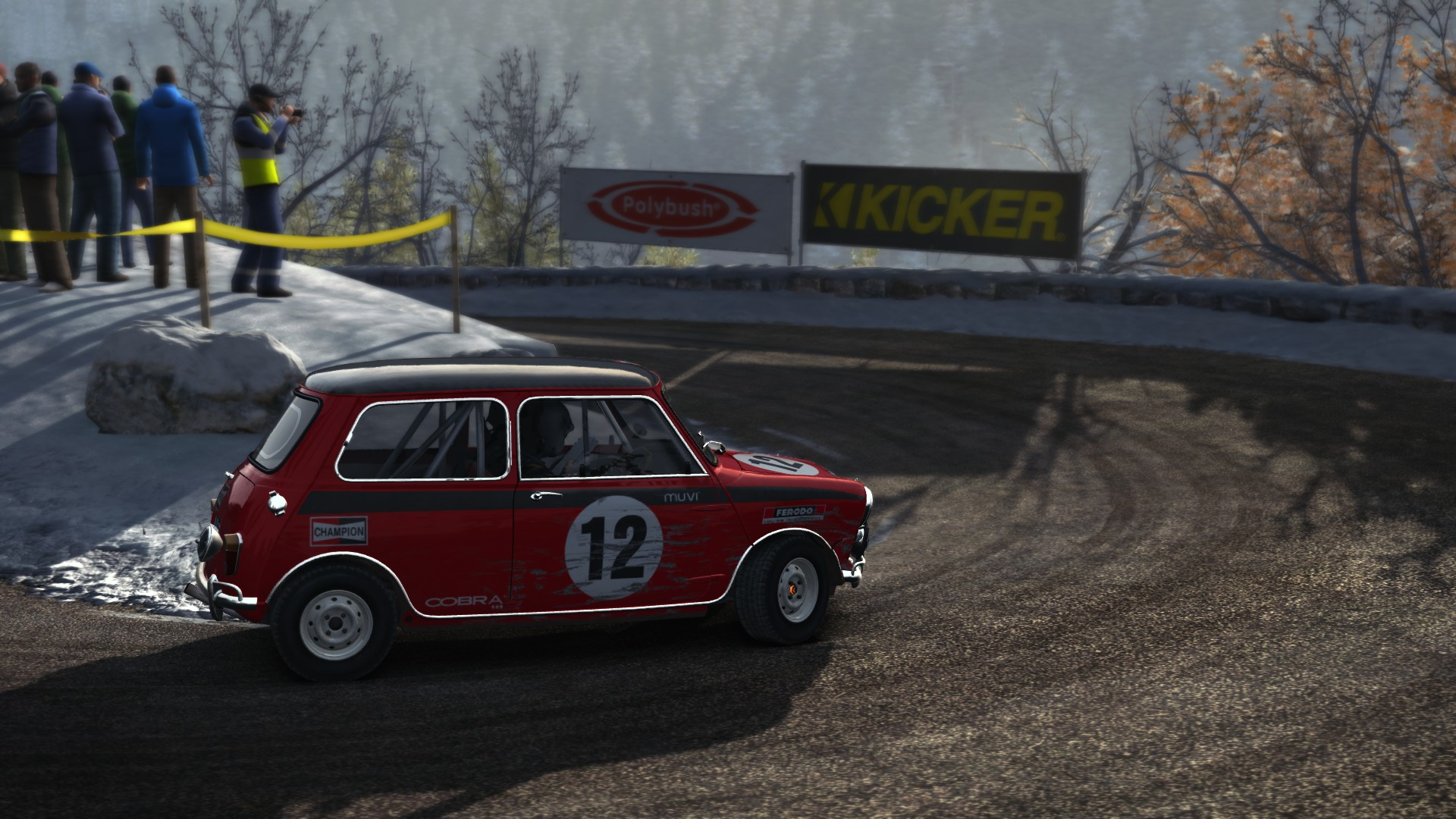 how to set up g27 dirt rally