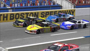 iRacing Late Models at South Boston Speedway