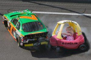 Danica Patrick, NASCAR Driver