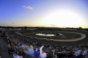 Cedar Lake Speedway Fan View