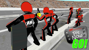 iRacing Animated Pit Crews