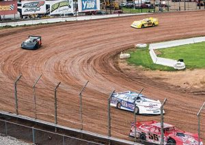 Lernerville Speedway Turn 4
