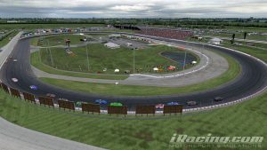 Lucas Oil Raceway on iRacing