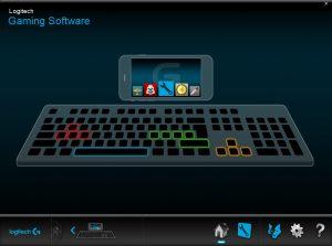 Logitech Gaming Software Keyboard Settings