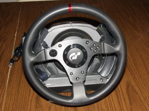 Thrustmaster T500RS Racing Wheel