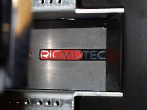 Ricmotech Load Cell Installed