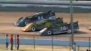 iRacing Would of Outlaws Championship Round Six Last Chance Qualifier Image One