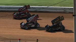 iRacing World of Outlaws Sprint Car Championship Round 6 Heat 1 Image 1
