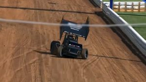 iRacing World of Outlaws Sprint Car Championship Series Round Six Last Chance Race Image 2