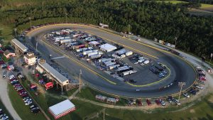 Southern National Motorsports Park Overhead