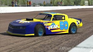 iRacing Dirt Street Stock Number 60
