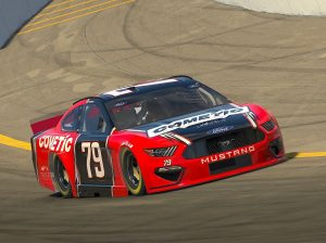 Brian Shoenburg iRacing eNASCAR Entry