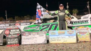 Jimmy Owens Wins Three at Volusia