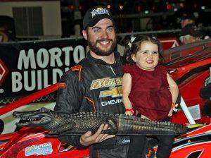 Larry Wight - Big Gator Dirtcar Champion