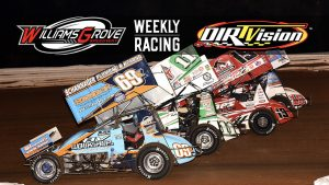 Williams Grove Speedway on DirtVision