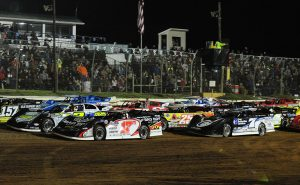 World of Outlaws Late Models at Duck River Raceway