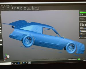 iRacing Scan of Dale Earnhardt's 1987 Chevy Monte Carlo